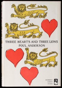 Cover of Three Hearts and Three Lions by Poul Anderson