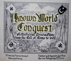 Known World Conquest