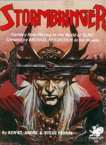 Stormbringer boxed set from Chaosium