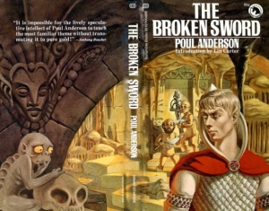 Cover for The Broken Sword (1971 edition) by Poul Anderson