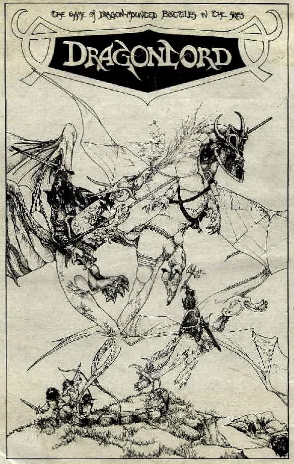 dragonlord - brad schenck