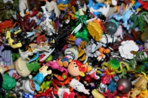 Plastic Figure Hoard