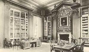 Widener Library c1910s