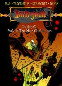 Dungeon comics