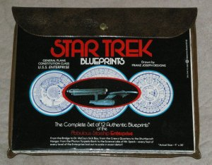 Game-1916-StarTrekEnterprisePlans-1975-Ex