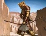 gnoll archer