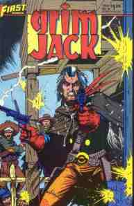 Grimjack cover
