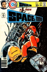 Cover of Space: 1999, #6