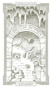 DAT's drawing of Shoggoth