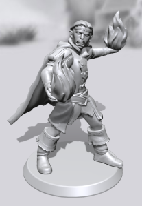 Image capture from Hero Forge
