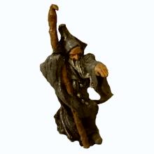 Ral Partha Sorceror miniature, painted as Grey Elf
