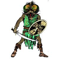 Greenhead Pouka Warrior