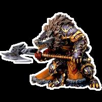 Wolf Pouka